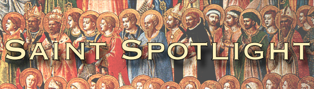Saint Spotlight