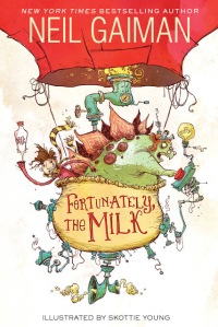 FortunatelyThe Milk