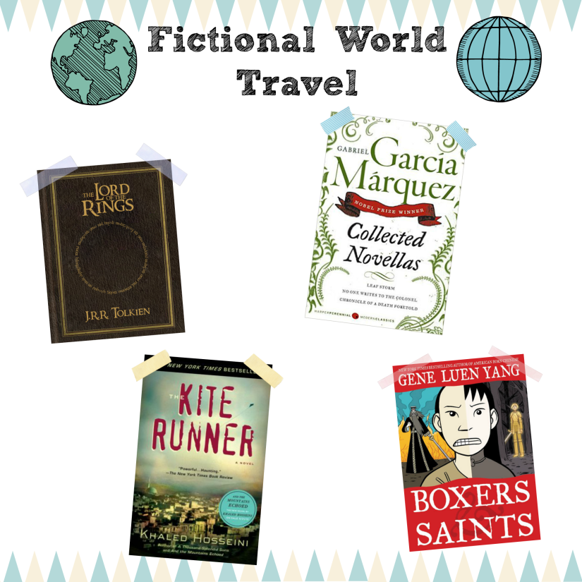 Fictional World Travel