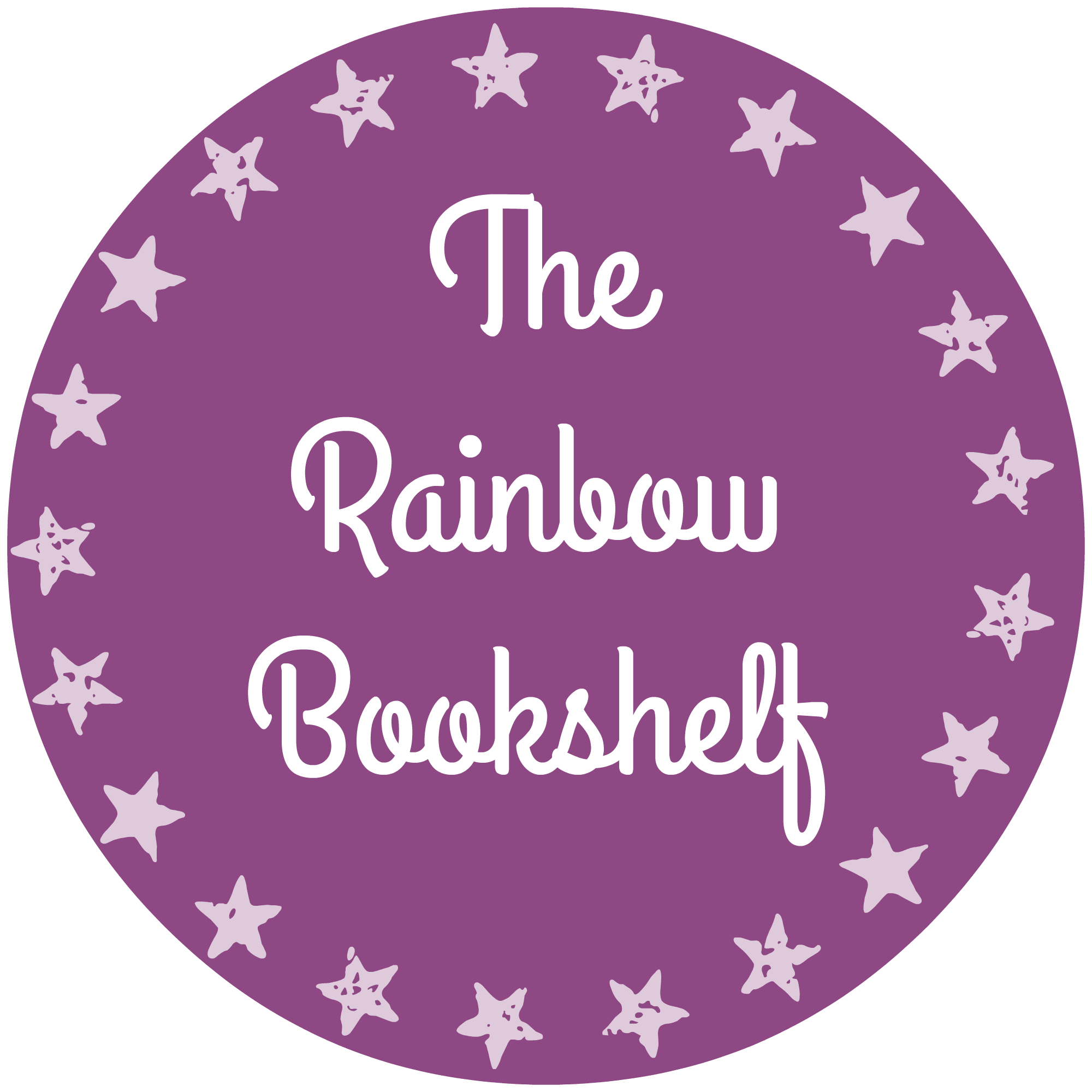 Grab button for The Rainbow Bookshelf